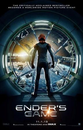 Ender's Game(戰爭遊戲), movie