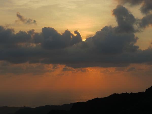 金瓜石, 日出