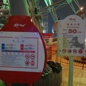 美麗華百樂園, 摩天輪, 票價