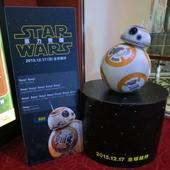 Movie, Star Wars: The Force Awakens / STAR WARS:原力覺醒 / 星球大战:原力觉醒, 廣告看板, 模型, 美麗華影城