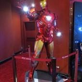 Movie, Iron Man 2(鋼鐵人2)(鋼鐵俠2)(鐵甲奇俠2), 鋼鐵人模型