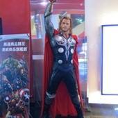 Movie, Thor / 雷神索爾 / 雷神 / 雷神奇俠, 模型, 美麗華影城
