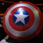 Movie, Captain America: The First Avenger / 美國隊長 / 美國隊長:復仇者先鋒, 廣告看板, 美麗華