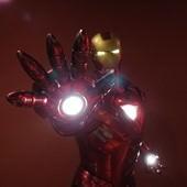 Movie, Iron Man 2(鋼鐵人2)(鋼鐵俠2)(鐵甲奇俠2), 鋼鐵人模型, 美麗華