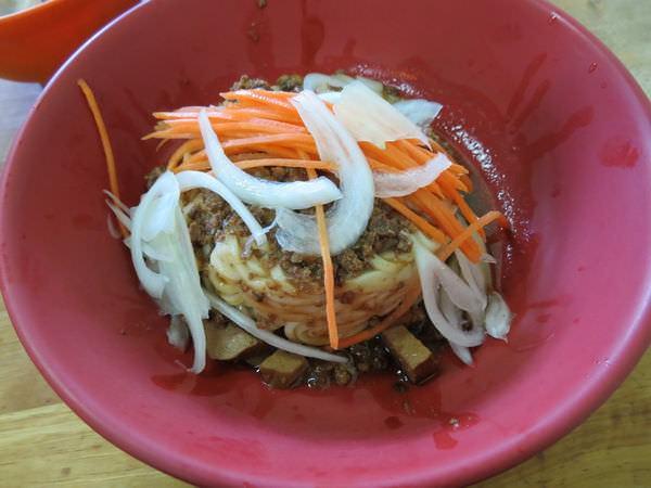 北大荒, 台北市南港區, 肉燥麵