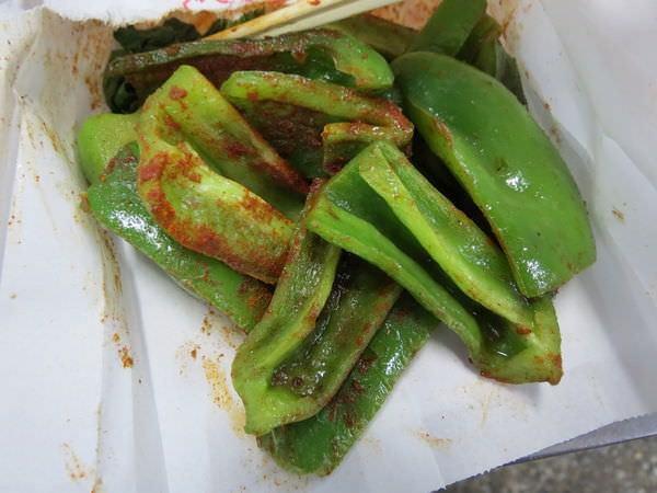 青椒, 林口街 兄弟鹽酥雞