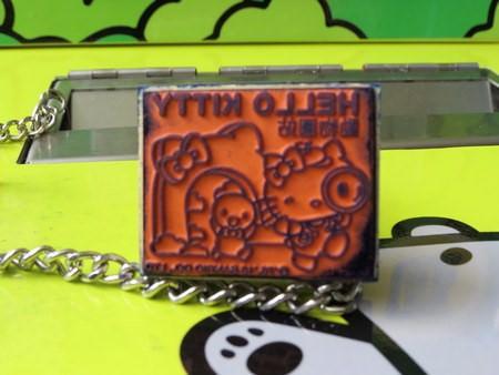 台北捷運, 貓空纜車, 動物園站, 紀念章, Hello Kitty