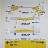 台北捷運, 紅線, 信義線, 中正紀念堂站, 資訊圖