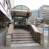 台北捷運, 紅線, 信義線, 中正紀念堂站, 4號出口