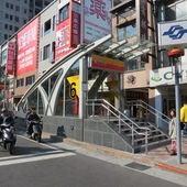 台北捷運, 紅線, 信義線, 東門站, 6號出口