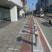 台北捷運, 紅線, 信義線, 東門站, 6號出口, YouBike