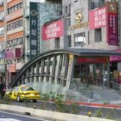 台北捷運, 紅線, 信義線, 大安站, 3號出口
