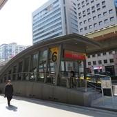 台北捷運, 紅線, 信義線, 大安站, 6號出口