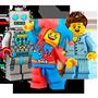 Facebook, 貼圖商店, LEGO MiniFigs