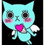 Facebook, 貼圖商店, 藍色小貓