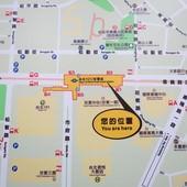 台北捷運, 紅線, 信義線, 台北101/世貿站, 各出口