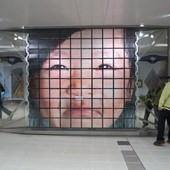 台北捷運, 紅線, 信義線, 台北101/世貿站, 公共藝術, 相遇時刻