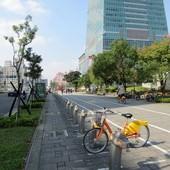 台北捷運, 紅線, 信義線, 台北101/世貿站, YouBike