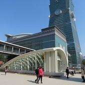 台北捷運, 紅線, 信義線, 台北101/世貿站, 5號出口