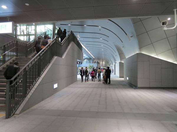 台北捷運, 紅線, 信義線, 大安森林公園站