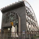 台北捷運, 紅線, 信義線, 大安森林公園站, 3號出口