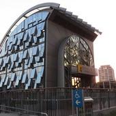 台北捷運, 紅線, 信義線, 大安森林公園站, 4號出口
