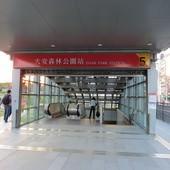 台北捷運, 紅線, 信義線, 大安森林公園站, 5號出口