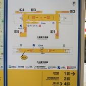 台北捷運, 紅線, 信義線, 信義安和站, 捷運站平面圖