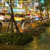 台北捷運, 紅線, 信義線, 信義安和站, 4號出口, YouBike