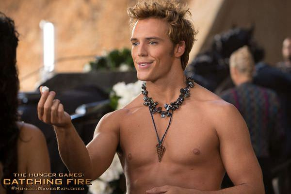 飢餓遊戲2:星火燎原(The Hunger Games: Catching Fire), Sam Claflin