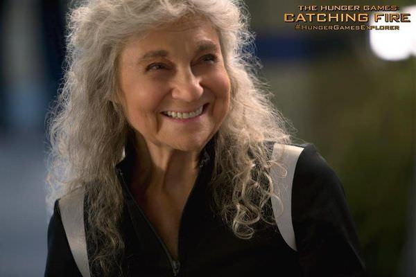 飢餓遊戲2:星火燎原(The Hunger Games: Catching Fire), Lynn Cohen