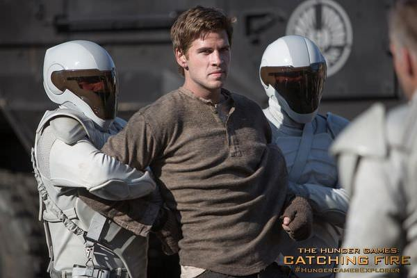 飢餓遊戲2:星火燎原(The Hunger Games: Catching Fire), Liam Hemsworth