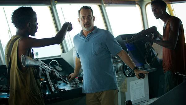 怒海劫(Captain Phillips), Tom Hanks