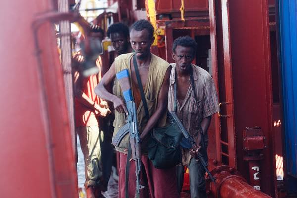 怒海劫(Captain Phillips), Barkhad Abdi