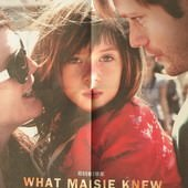 梅西的世界(What Maisie Knew), 電影海報