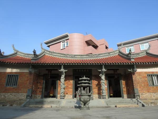 范姜老屋群, 范姜觀音寺