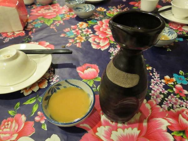 陜西秦味館, 西桂稠酒