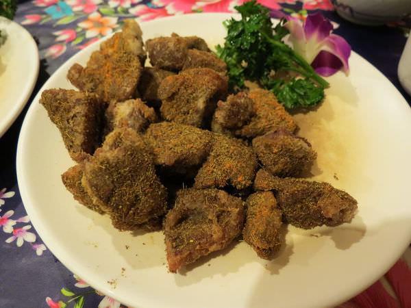 陜西秦味館, 香酥羊塊