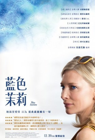 藍色茉莉(Blue Jasmine), Woody Allen