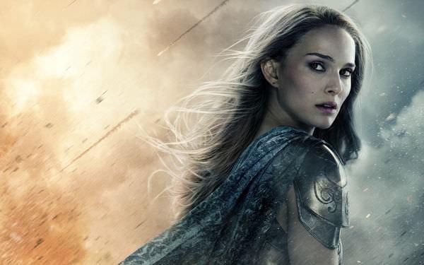 雷神索爾2:黑暗世界,娜塔莉波曼 Natalie Portman