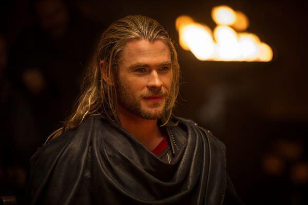 雷神索爾2:黑暗世界,克里斯漢斯沃(Chris Hemsworth)
