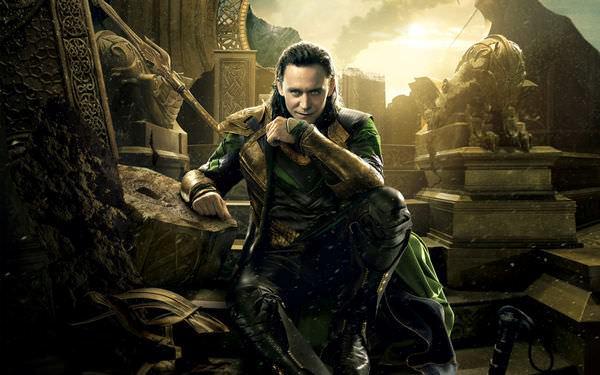 雷神索爾2:黑暗世界,湯姆希德斯頓 Tom Hiddleston