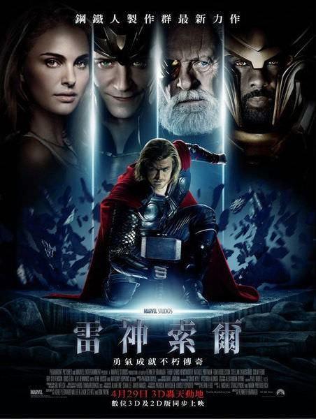 雷神索爾(Thor)