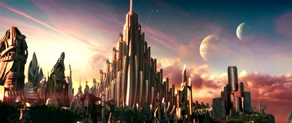 雷神索爾(thor), 阿斯嘉特(Asgard)