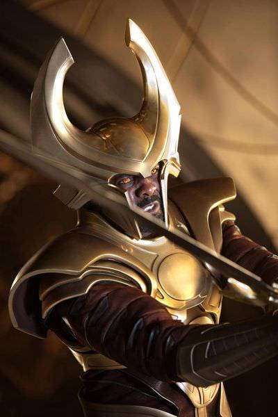 雷神索爾(thor), 伊卓瑞斯艾巴 Idris Elba