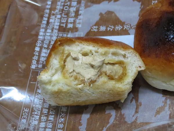 黃金冰火餐包, Milk17 純新麵包烘焙坊
