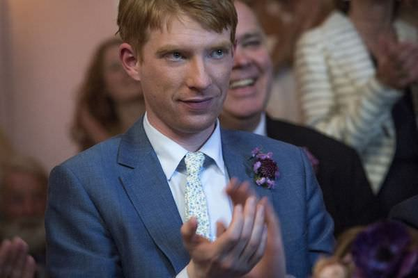 About Time, Domhnall Gleeson(多姆納爾格里森)