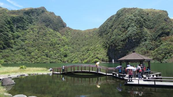 龜山島之旅, 龜尾湖