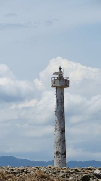 龜山島之旅, 龜尾燈塔