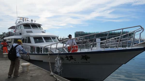 龜山島之旅, 烏石港